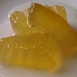 Γλυκό κουταλιού: καρπούζι