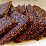 Μπισκότα με σοκολάτα, βρώμη