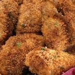 Κοτόπουλο με παρμεζάνα