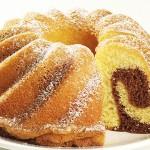 Εύκολη συνταγή για κέικ μαρμπρέ
