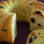 Κέικ με ξερά φρούτα
