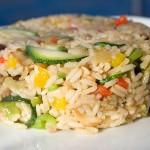 Ριζότο με καλοκαιρινά λαχανικά