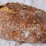 Εύκολη συνταγή για ψωμί, χωρίς καθόλου ζύμωμα