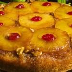 Αναποδογυρισμένο κέικ με ανανά