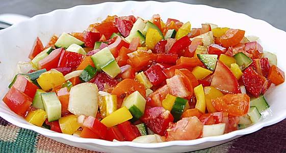 salata pipirana