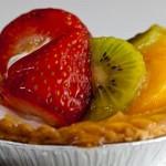 Εύκολα γλυκά ταρτάκια φρούτων