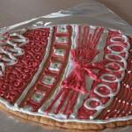 Γιγάντιο Πασχαλινό μπισκότο