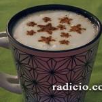 Τσάι αρωματικό με γάλα