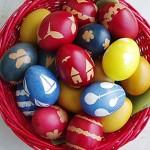Αυγά πασχαλινά