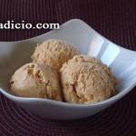 Παγωτό χωρίς παγωτομηχανή – καραμέλα