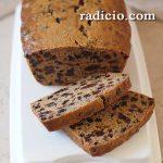 Γλυκό ψωμί με σταφίδες και τσάι (Bara Brith)