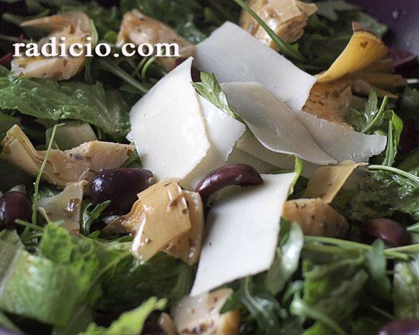 salata-aginares