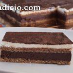 Πάστες με μαύρη σοκολάτα