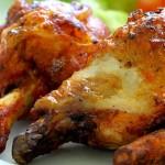 Συνταγή για πικάντικες φτερούγες
