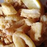 Μαλακά τηγανιτά καλαμάρια