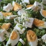 Σαλάτα πασχαλινή