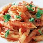 Συνταγή για πένες με ντομάτα