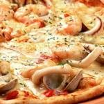 Συνταγή για πίτσα θαλασσινών