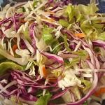 Σαλάτα λάχανο ανάμικτη