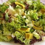 Σαλάτα με αβοκάντο