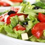 Συνταγή για ανάμεικτη σαλάτα