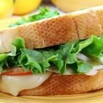 Συνταγή για σάντουιτς με κοτόπουλο