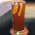 Κρύο τσάι με μήλο