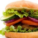 Χορτοφαγικό χάμπουργκερ
