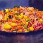 Συνταγή : Τονοσαλάτα με καλαμπόκι