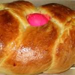 Συνταγή : Τσουρέκι πασχαλινό - παραδοσιακό