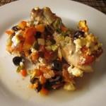 Συνταγή από Jenny για Κοτόπουλο μεσογειακό