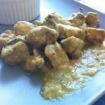 Συνταγή από Jenny για Κοτόπουλο με κάρυ και γάλα καρύδας