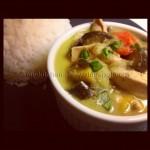 Συνταγή από Jenny για Thai green curry chicken