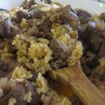 Συνταγή από Jenny για Ρύζι με αρνάκι της Jill / Jill's awsome rice with lamb (Pi...