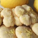 Μπισκότα λεμονιού πρέσας