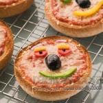 Πίτσες - χαρούμενες φατσούλες