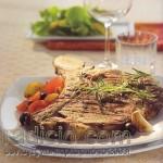 Βοδινές μπριζόλες φιορεντίνα