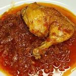 Kοτόπουλο στιφάδο