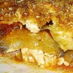 Μελιτζάνες με μπέικον