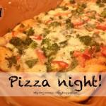 Συνταγή Από Jenny Για Pizza Night!