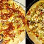 Συνταγή : Πίτσα
