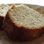 Κέικ με σιρόπι λεμονιού, παπαρουνόσπορο