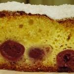 Κέικ με βύσσινα