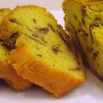 Κέικ αλμυρό με μανιτάρια