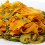Πιατέλα με μαγειρεμένα λαχανικά