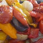 Λαχανικά ψητά – Ισπανική συνταγή