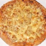 Συνταγή: πίτσα με ανανά και γκοργκοντζόλα