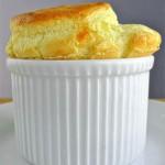 Σουφλέ με τυρί
