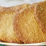 Εύκολη συνταγή για μπισκότα βρώμης