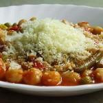 Ρεβιθόσουπα με λαχανικά